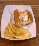 Lobster-less lobster rolls