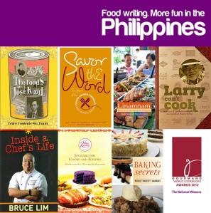 Philippines cookbook award