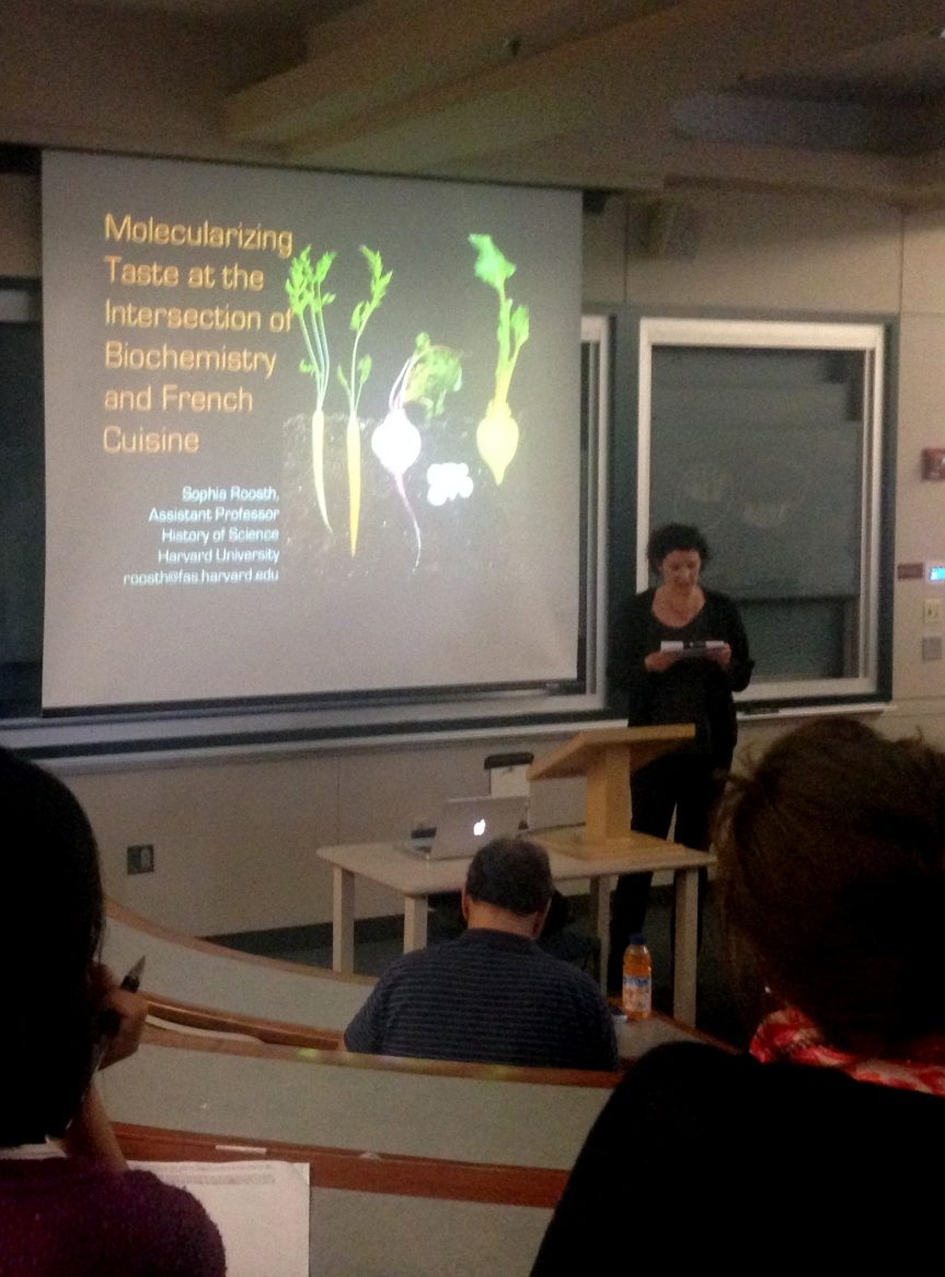 Spring Lecture Series Recap: Molecularizing Taste at the Intersection of Biochemistry and FrenchCuisine