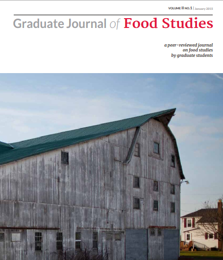 January 2015 Issue of GJFS Now Available