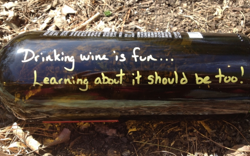 After Graduation: Starting a Wine Business