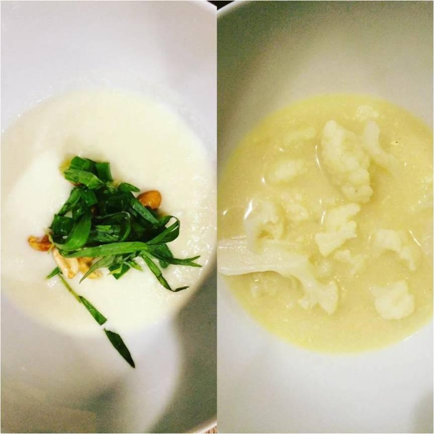 A Dish through Time & History: Cauliflower Soup1901-2015