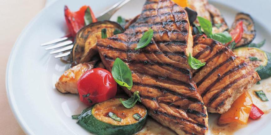 char-grilled-swordfish-roasted-mediterranean-vegetables recipes plus co uk